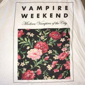 Authentic Vampire Weekend Merch